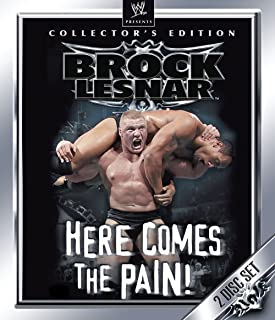 WWE: Brock Lesnar - Here Comes the Pain!