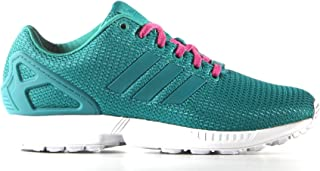 adidas zx flux blue and green