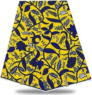 African Dutch Wax Prints Wax Fabric Wax Prints Fabric African Wax 6Yards/Pcs,37