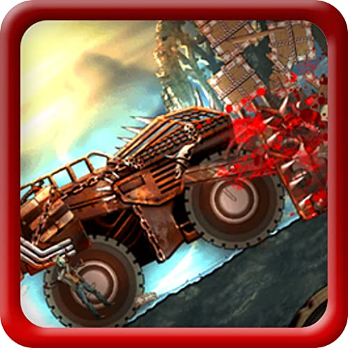 Monster Car Racer - Crush The Zombies