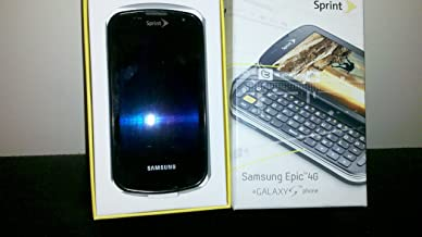 Samsung Epic 4G Galaxy S D700 No Contract 3G QWERTY Android Smartphone Sprint
