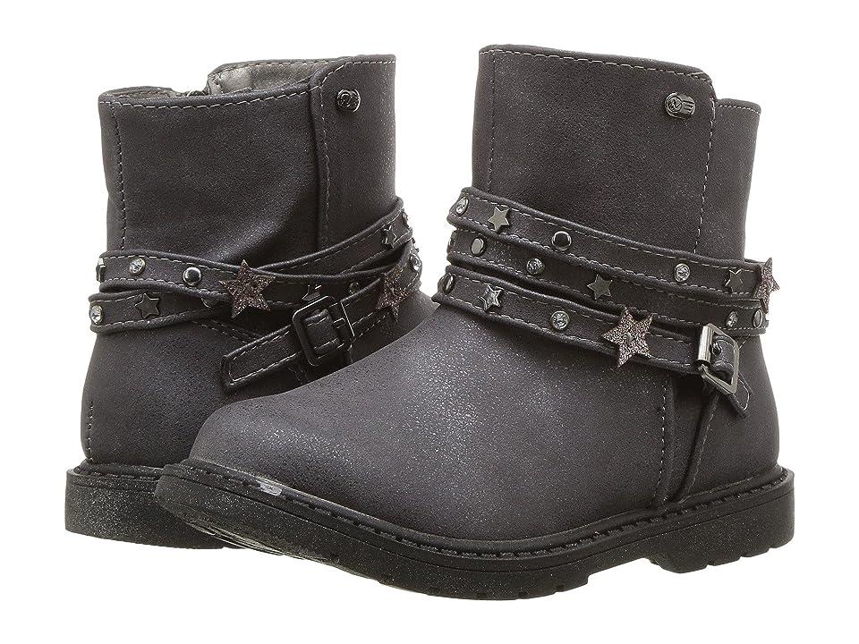 Naturino Express Bellisa (Toddler/Little Kid) (Pewter) Girls Shoes