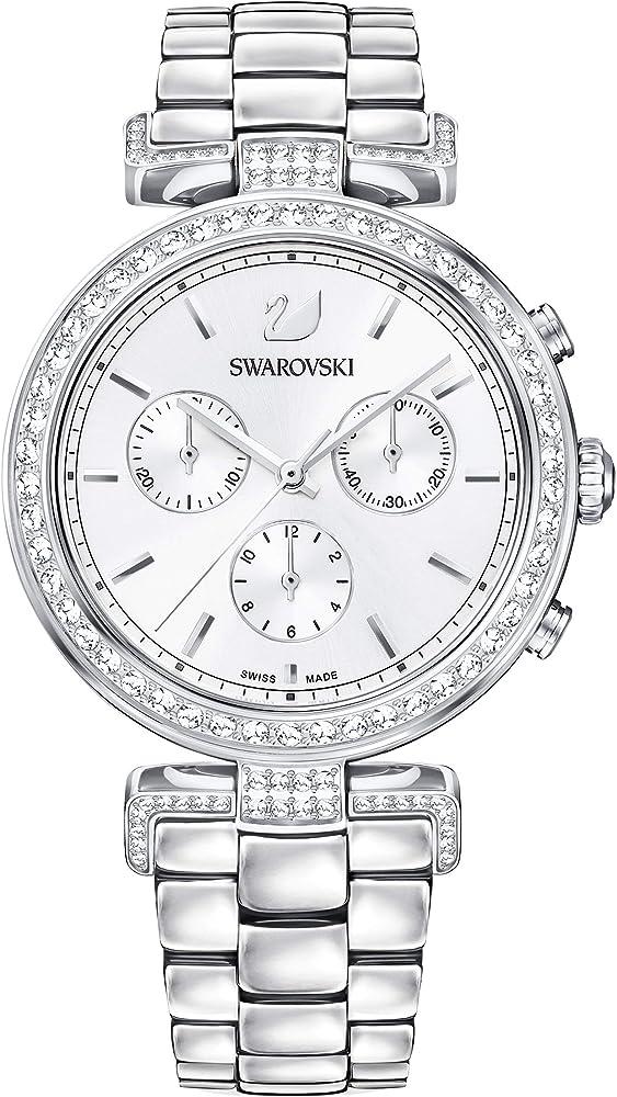 Swarovski orologio analogico da donna in acciaio inossidabile 5295363