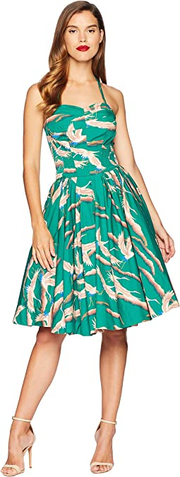 Alfred Shaheen Swing Dress