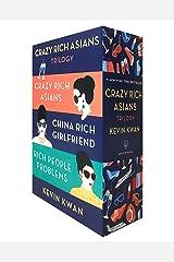 The Crazy Rich Asians Trilogy Box Set Paperback
