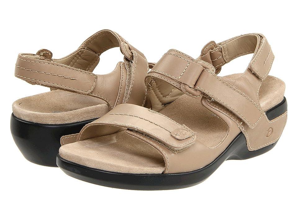 Aravon Katy (Taupe Leather) Women