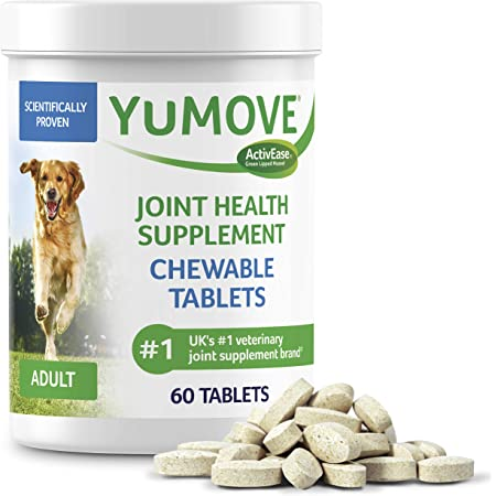 YuMOVE Adult Dog Triple-Action Joint Supplement