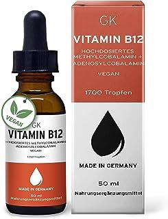 GK Vitamina B12 gotas