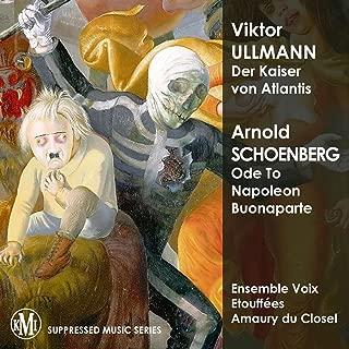 Der Kaiser von Atlantis, Op. 49: Tanz-Intermezzo.