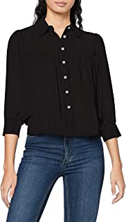 Lee Cooper Women's CROPPED BLOUSE Blouse