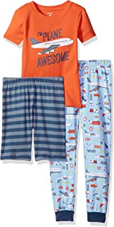 Carter's Baby Boys' 3-Piece Cotton Pajamas