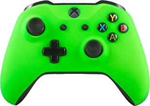 Xbox One S Wireless Bluetooth Controller For Microsoft Xbox One Custom Soft Touch Green