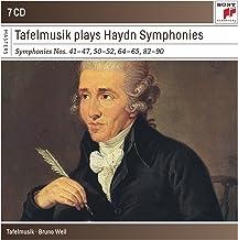 TAFELMUSIK PLAYS HAYDN SYMPHONIES (SONY CLASSCIAL MASTERS)