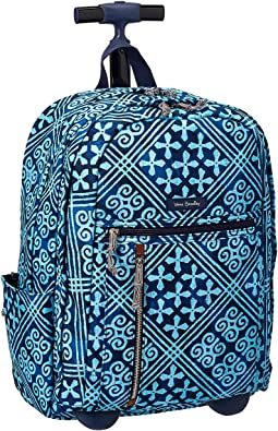 Vera Bradley - Rolling Backpack