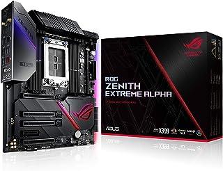 Asus ROG ZENITH EXTREME ALPHA AMD TR4 EATX - Placa Base con M.2 heatsink, Aura Sync RGB LED, 2x2 MU-MIMO 802.11 a/b/g/n/ac...