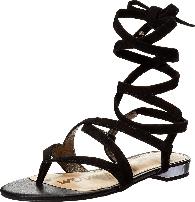 Sam Sam Sam Edelman Woherrar Davina mode Sandals  Fabriks Outlet