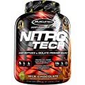 2-Pack 4 Pound MuscleTech NitroTech Protein Powder