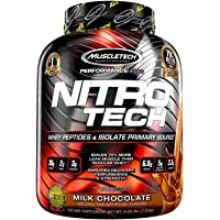 4 Pound MuscleTech NitroTech Protein Powder