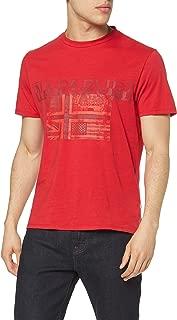 Napapijri Short Sleeve T-Shirt SAWY, Mens.
