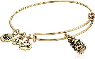 Pineapple III Bangle Bracelet, Expandable