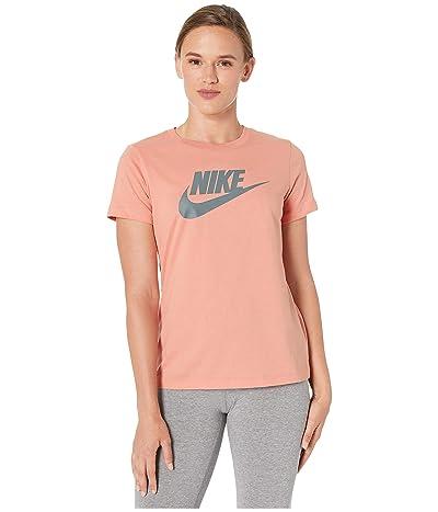 Nike Sportswear Tee Essential Icon Futura (Pink Quartz) Women