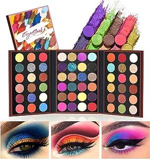 EYESEEK Eyeshadow Palette Glitter Pro 60 Colors Colorful Eye Shadow Makeup Palette High Pigmented Matte And Sparke Glitter...