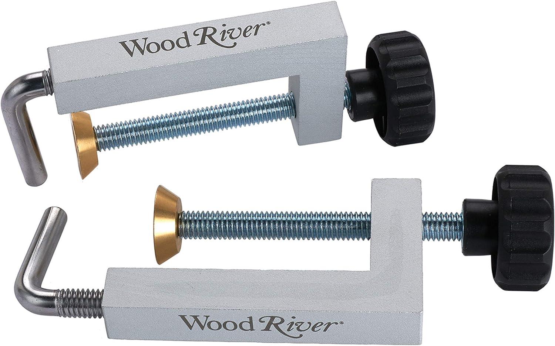 春の新作続々 WoodRiver Adjustable Fence Clamps スピード対応 全国送料無料 Piece 2