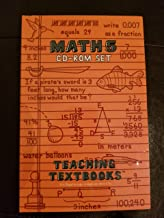 Math 5 (5th Grade) CD-ROM Set by Teaching Textbooks