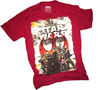 Rogue One: A Star Wars Story - Rebel Team Adult T-Shirt