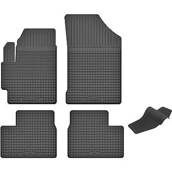 Passgenaue Velours Matten Autoteppiche 2 Sitzer Fiat Doblo I Bj 2000-2010