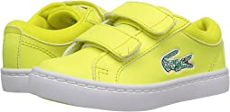 Lacoste Kids - Straightset Lace 118 2 (Toddler/Little Kid)