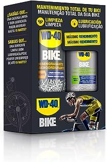 comprar comparacion WD-40 BIKE - Bipack Mantenimiento Cadenas Bicicleta en Ambiente Seco- Spray 500ml + Gotero 100ml