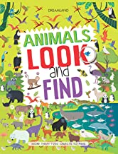 Look and Find - Animals