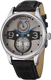 Stuhrling Original Men's 712.01 Khepri Date Black