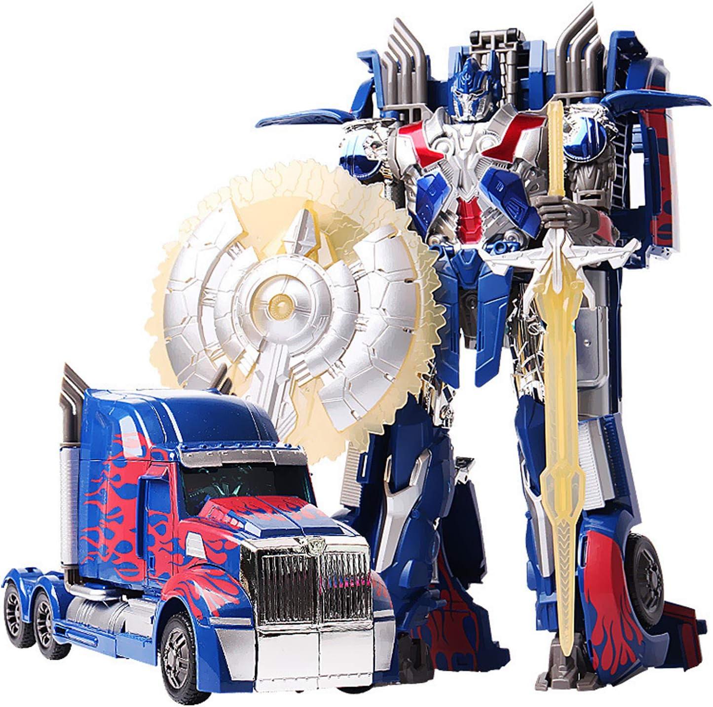 Deformed Car Robot Toys Manual Product Optimus Deformation Mo El Paso Mall Prime