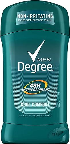 Degree Men Dry Protection Anti-Perspirant and Deodorant Cool Comfort - 2.7 oz