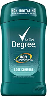 Degree Cool Comfort Original Protection Antiperspirant Stick, 2.7 oz