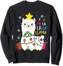 Fa La La La Llama Sweater