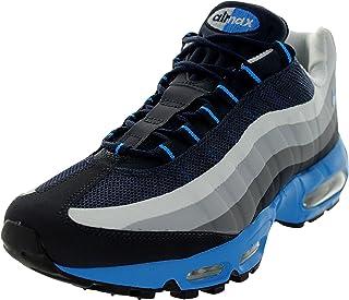 Nike Air Max 95 No Sew Men Shoes Cool Grey/Woolf Grey/Pure Platinum/Dark Obsidian 616190-004