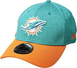 39Thirty Official Sideline Home Stretch Fit - Miami Dolphins