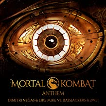 Mortal Kombat Anthem