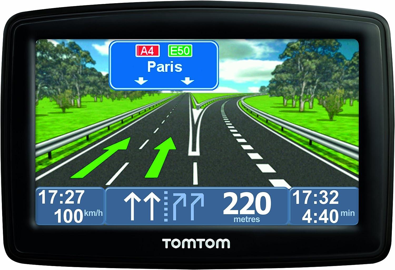 TomTom XL Classic - GPS para coches de 4.3