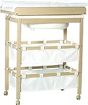Table a langer avec baignoire - Table a langer en bois avec baignoire ...