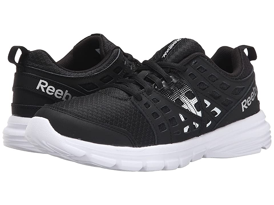 Reebok Speed Rise (Black/White/Reebok Royal/Silver) Women