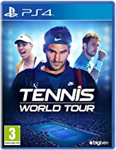 TENNIS WORLD TOUR PlayStation 4 by Bigben