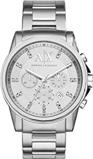 Armani Exchange Men's AX2505  Silver  Watch