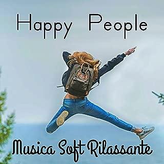 Happy People - Musica Soft Rilassante per Dormire Bene Pace Interiore Colori dei Chakra con Suoni della Natura New Age Binaurali
