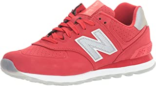 New Balance Men's ML574 Luxe Pack Fashion Sneaker