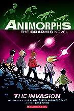The Invasion (Animorphs Graphix #1) (1)