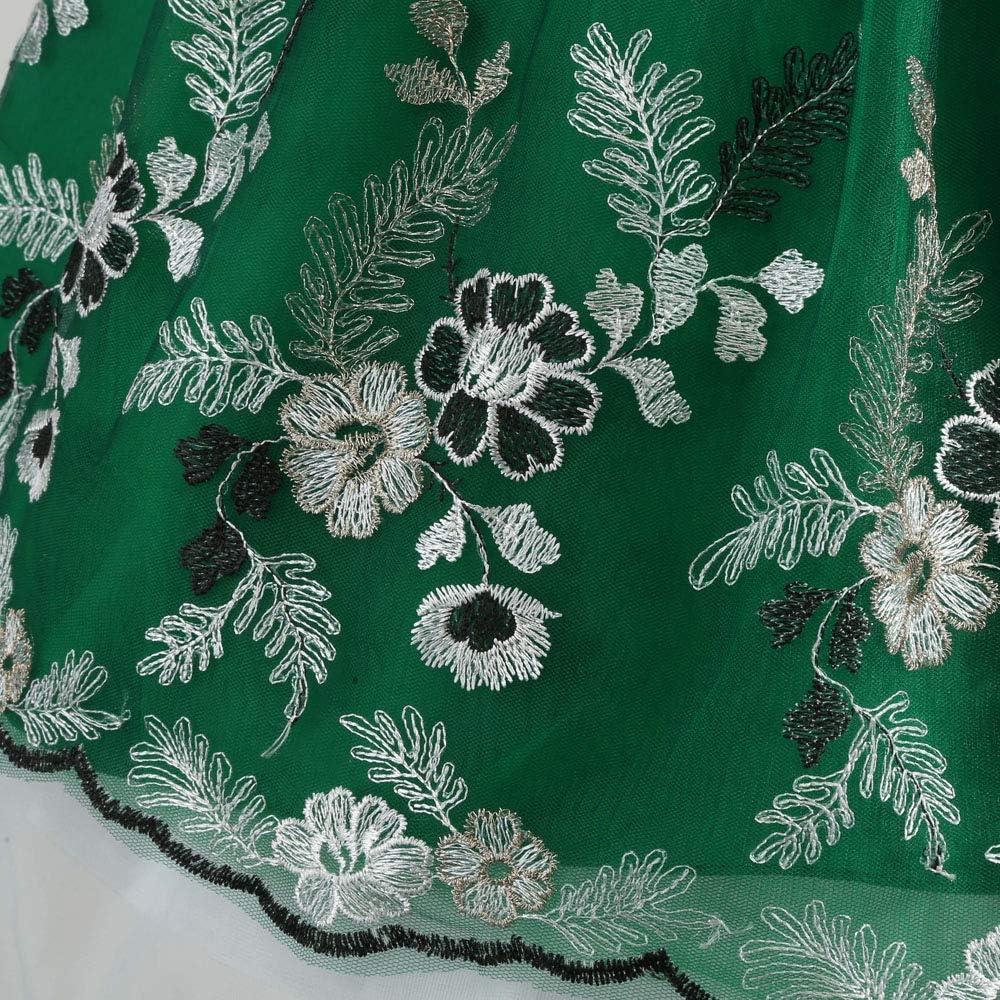 Toddler//Little//Baby Girls Sequin Tulle Embroidered Elegant Tutu Backless Dresses